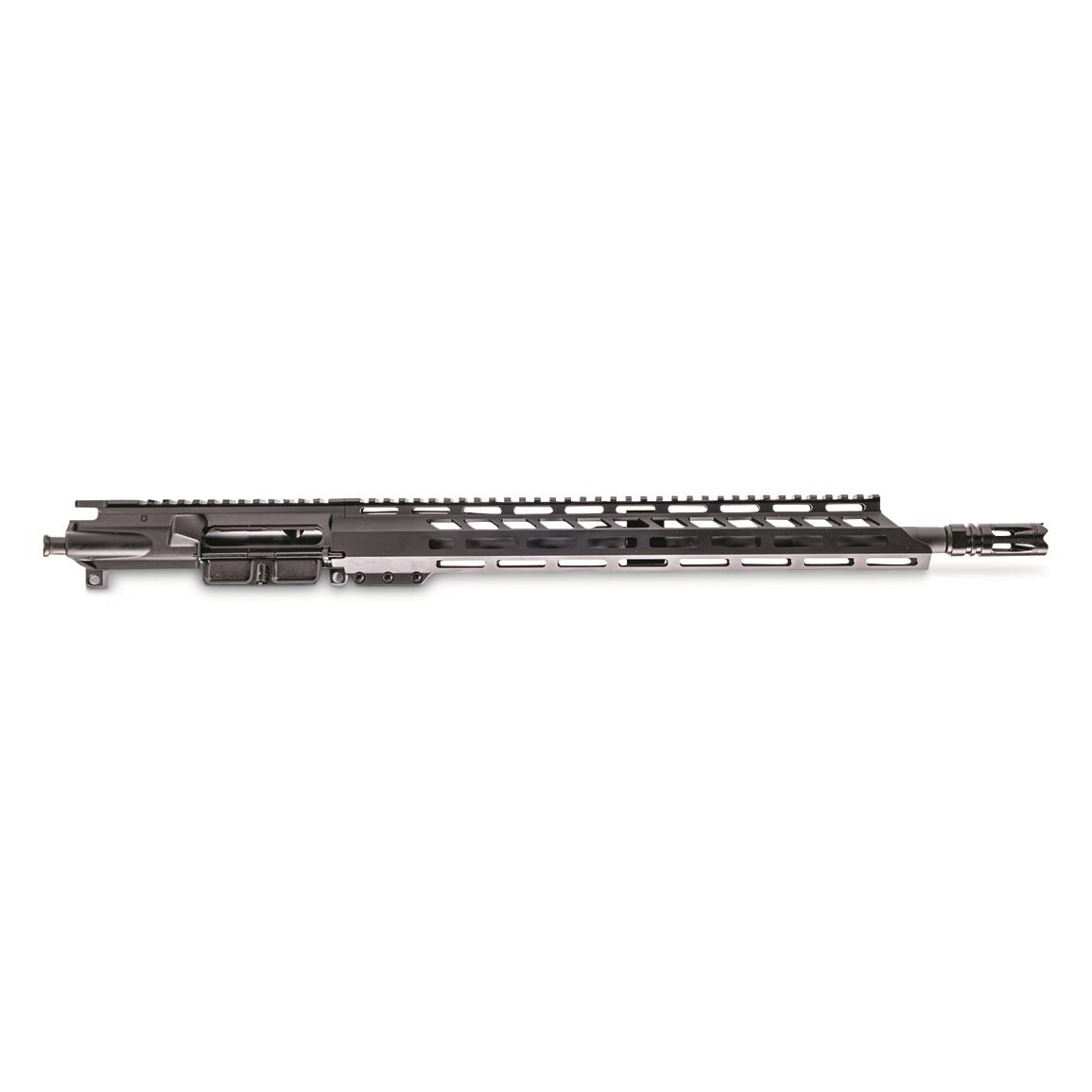"Anderson AM-15 5.56 NATO/.223 Rem. Upper Receiver Less BCG/Charge Handle, 16"" Barrel, 15"" M-LOK"