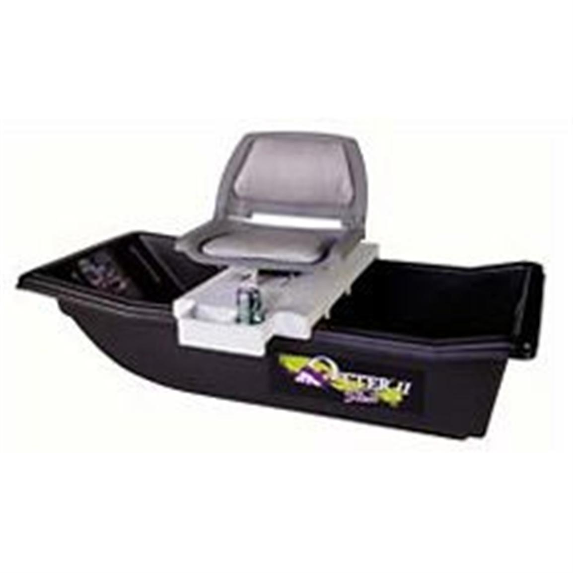 otter outdoors sled seat 71739 ice fishing gear at