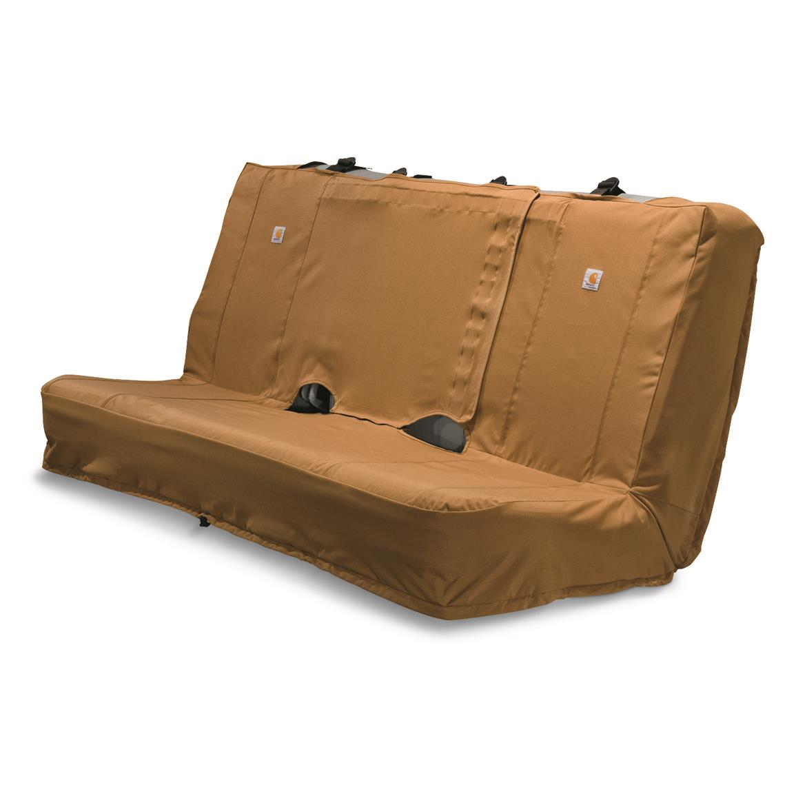 Carhartt Universal Bench Seat Cover, Carhartt® Brown