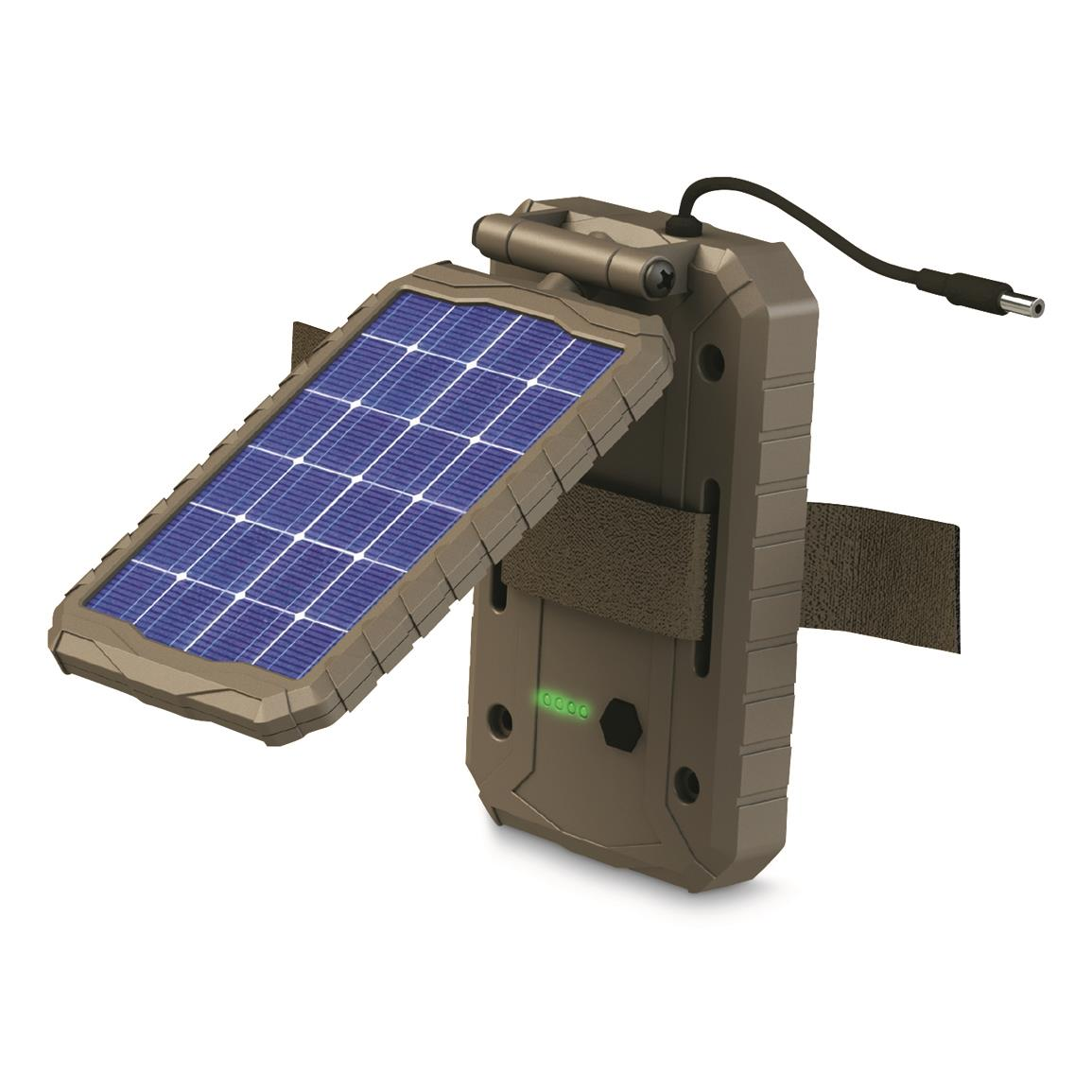 Stealth Cam Sol-Pak Solar Battery Pack