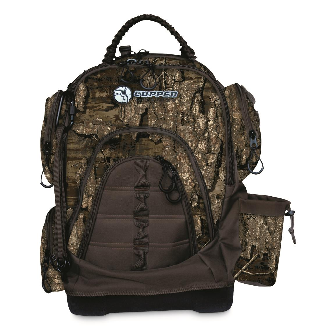 Cupped Waterfowl Hunting Backpack, Realtree Timber™