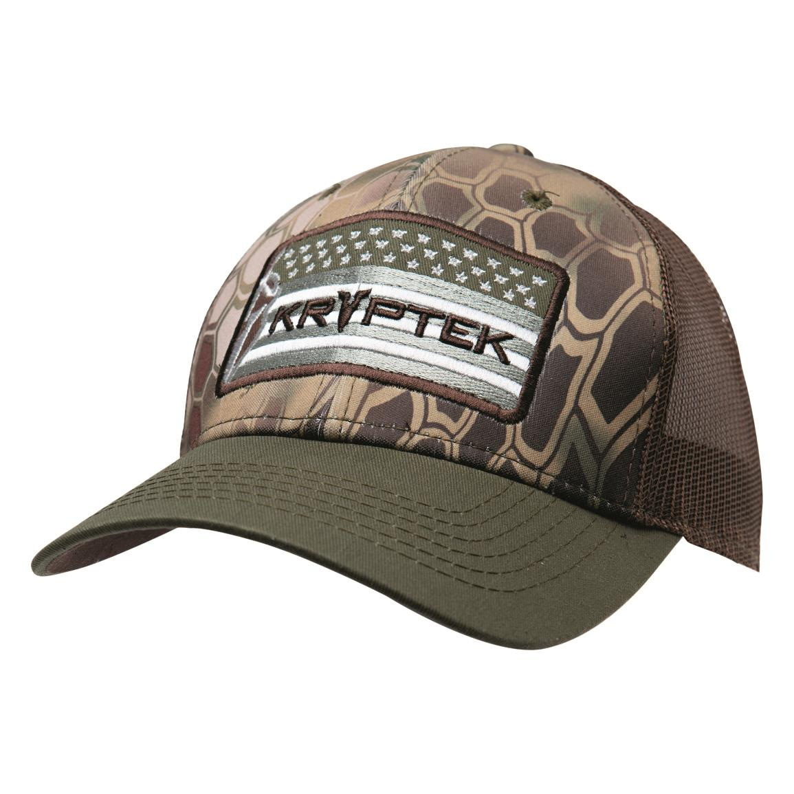 Kryptek USA Warrior Cap, Kryptek® Mandrake™