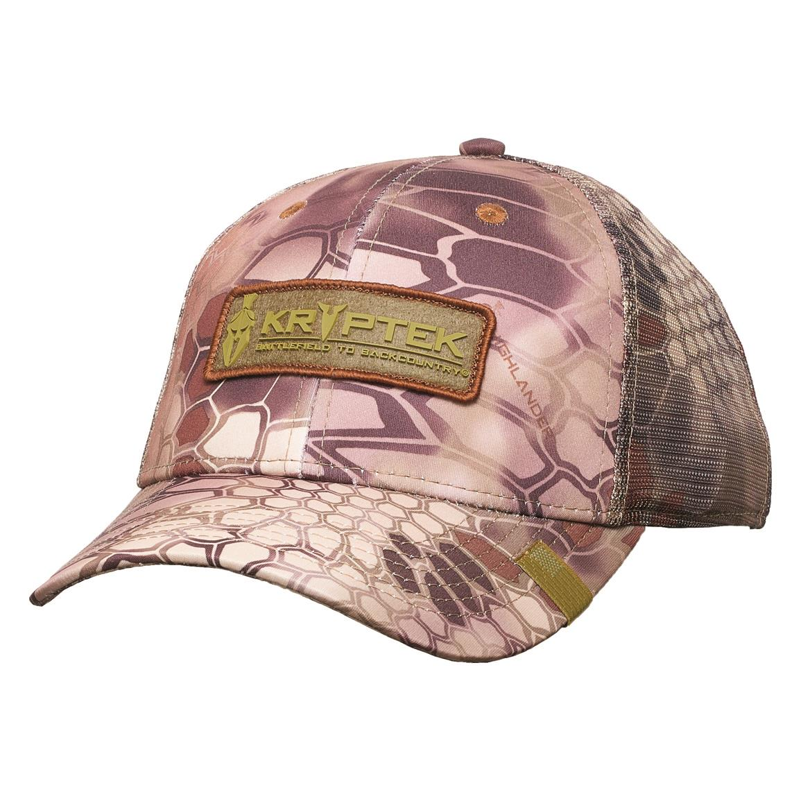 Kryptek Patch Cap, Highlander/highlander