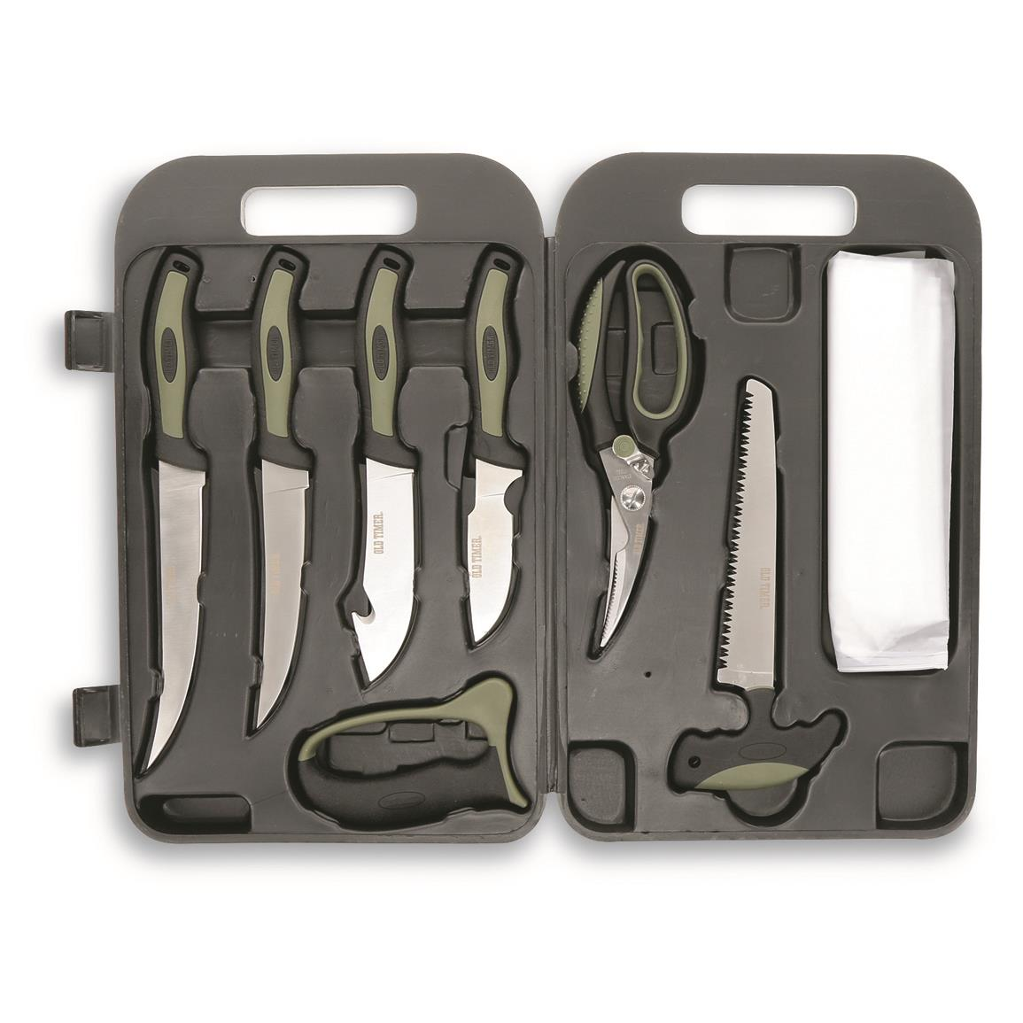 Old Timer Outdoor Field Dressing Kit