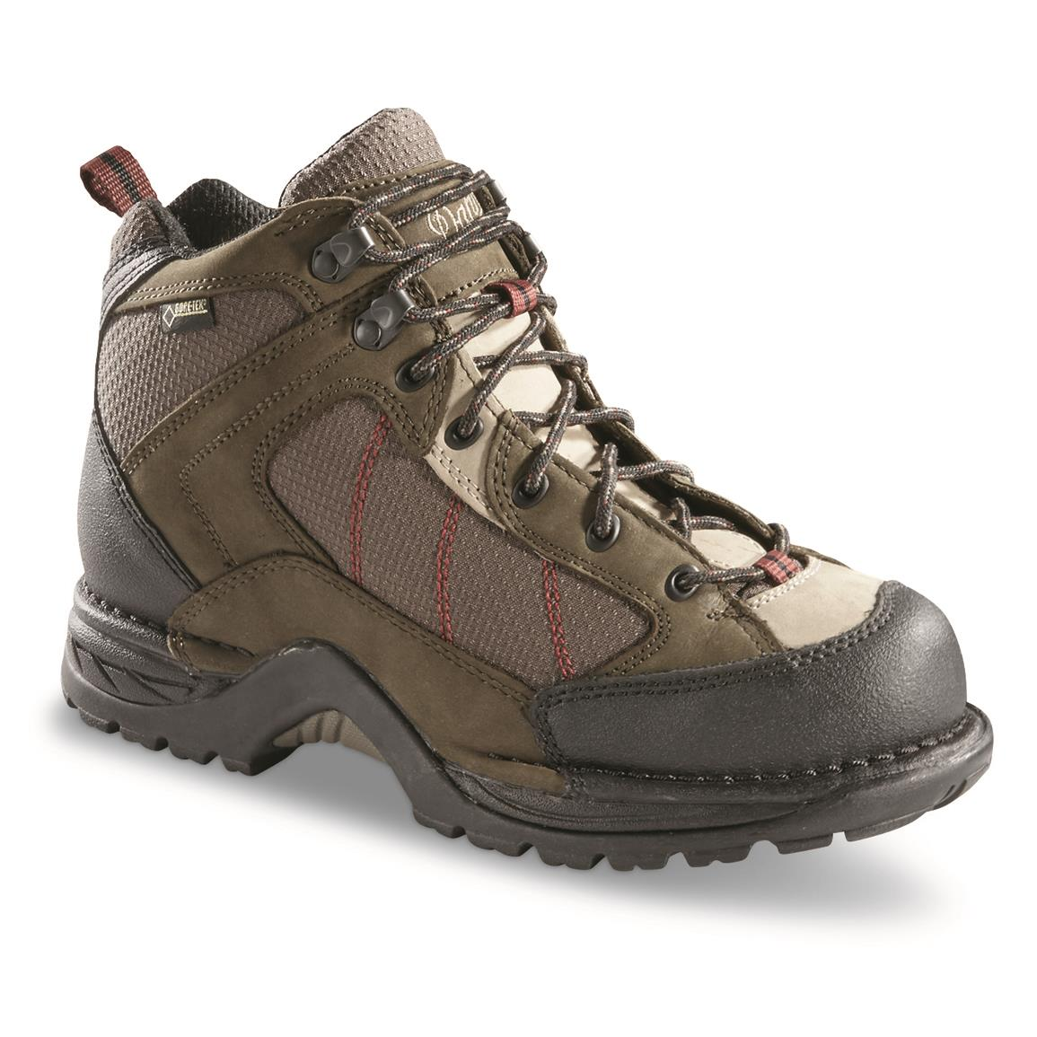 Danner Men's Radical 452 Waterproof Hiking Boots, Olive