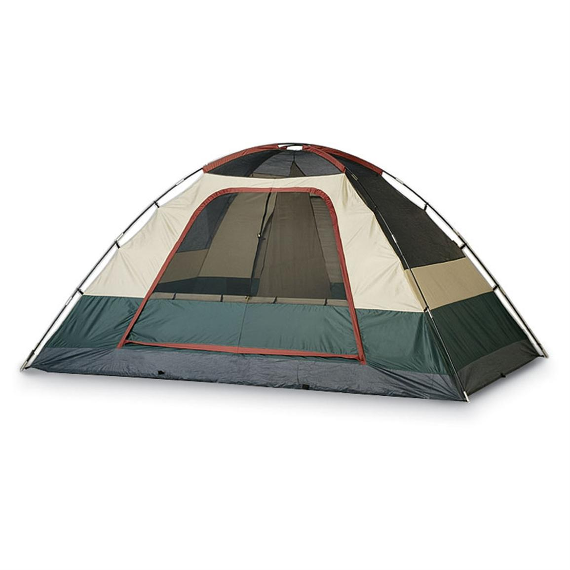 3 room tent instructions
