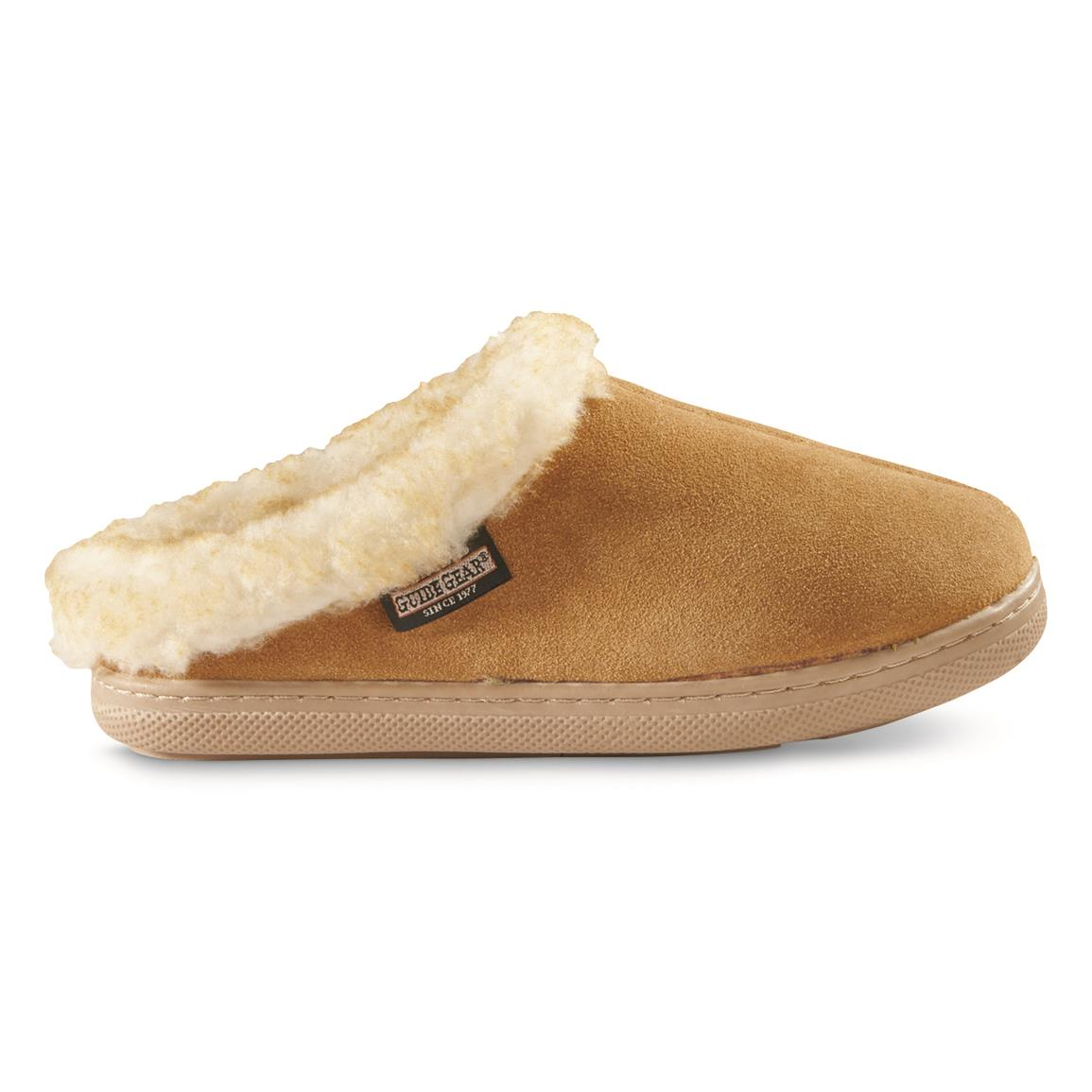Genuine cowhide suede uppers look great and wear long