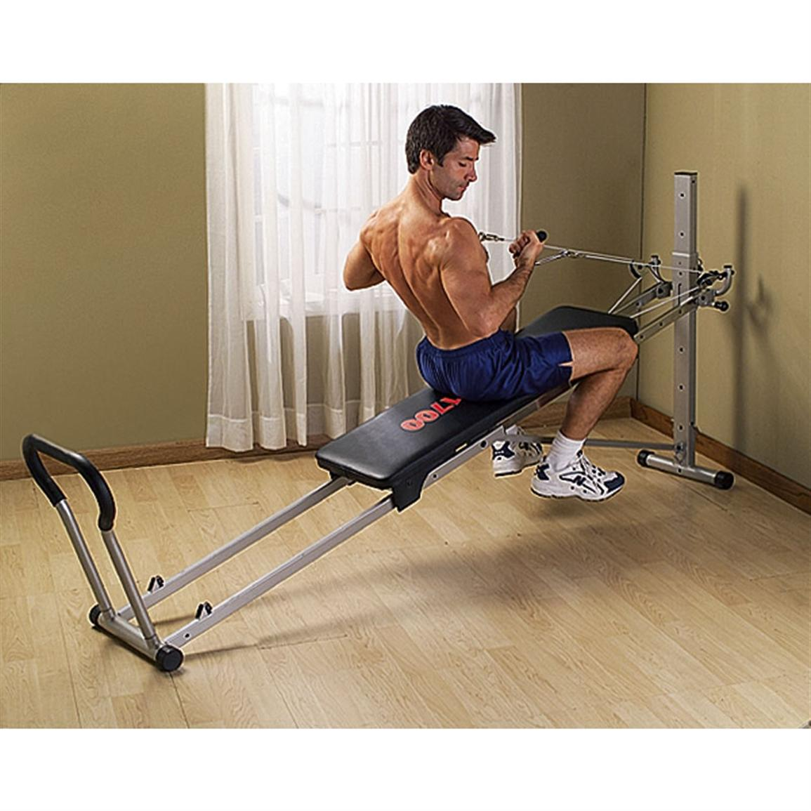 Fitness Quest® Total Gym 1700