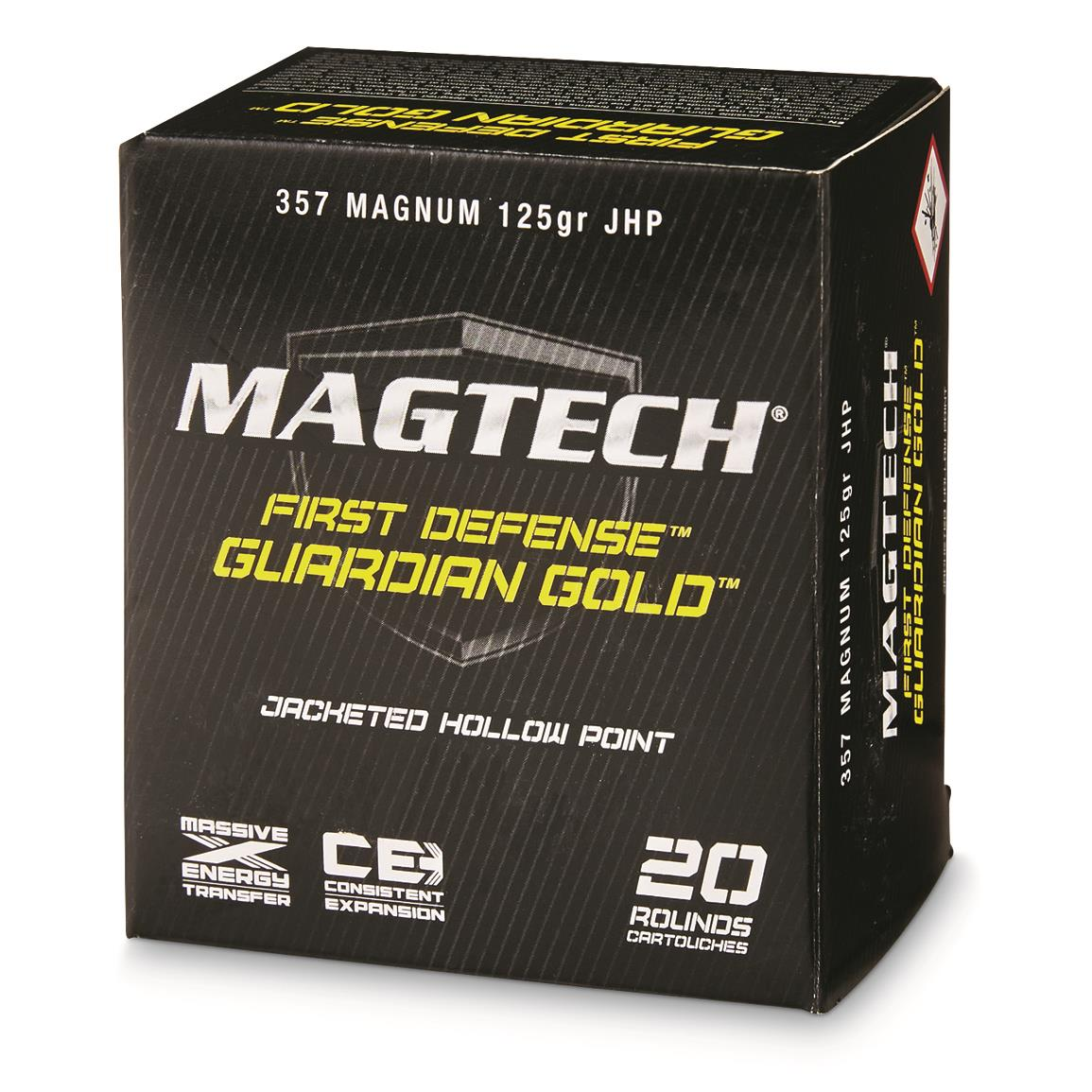 Magtech Guardian Gold Ammo