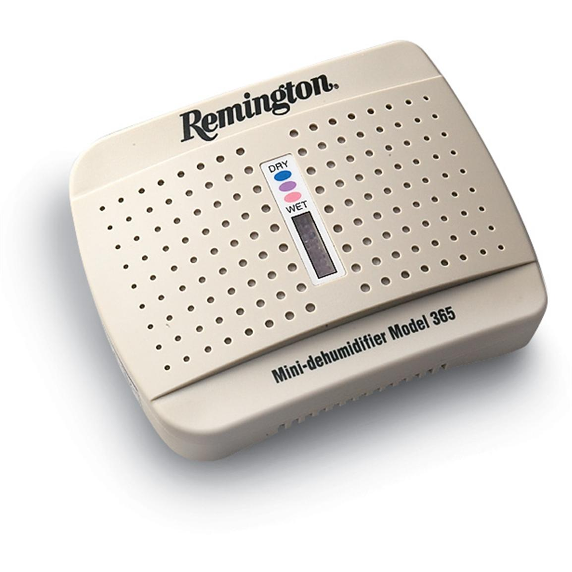 Remington Model 365 Mini-Dehumidifier