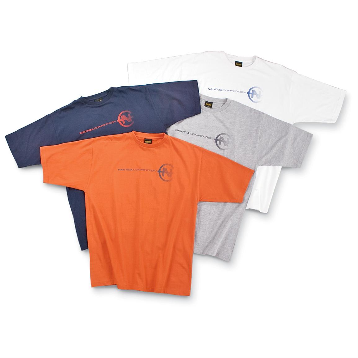 Nautica Competition Tee 93503 T Shirts At Sportsman 39 S