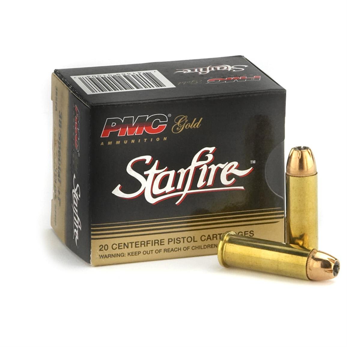 PMC® Gold Starfire Hollow Point Ammo