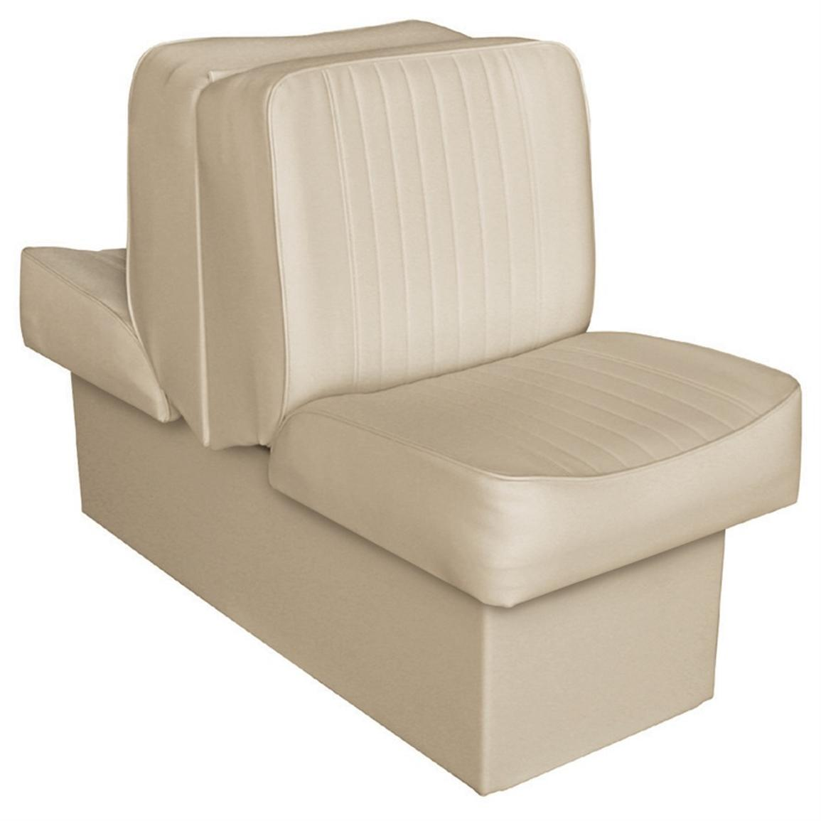 Wise Deluxe Boat Lounge Seat, Sand