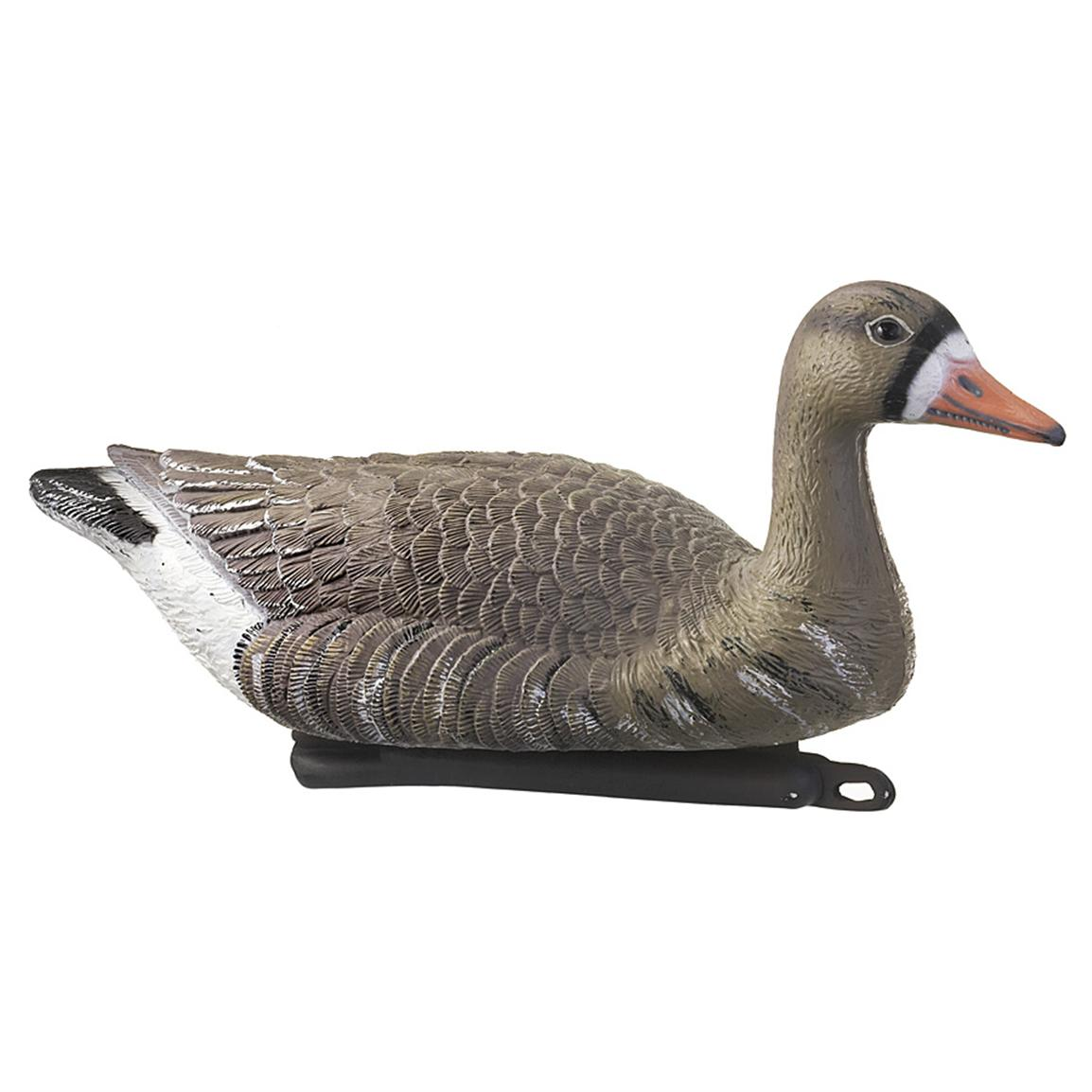 TangleFree Floating Speck Goose Decoys, 4-Pk.