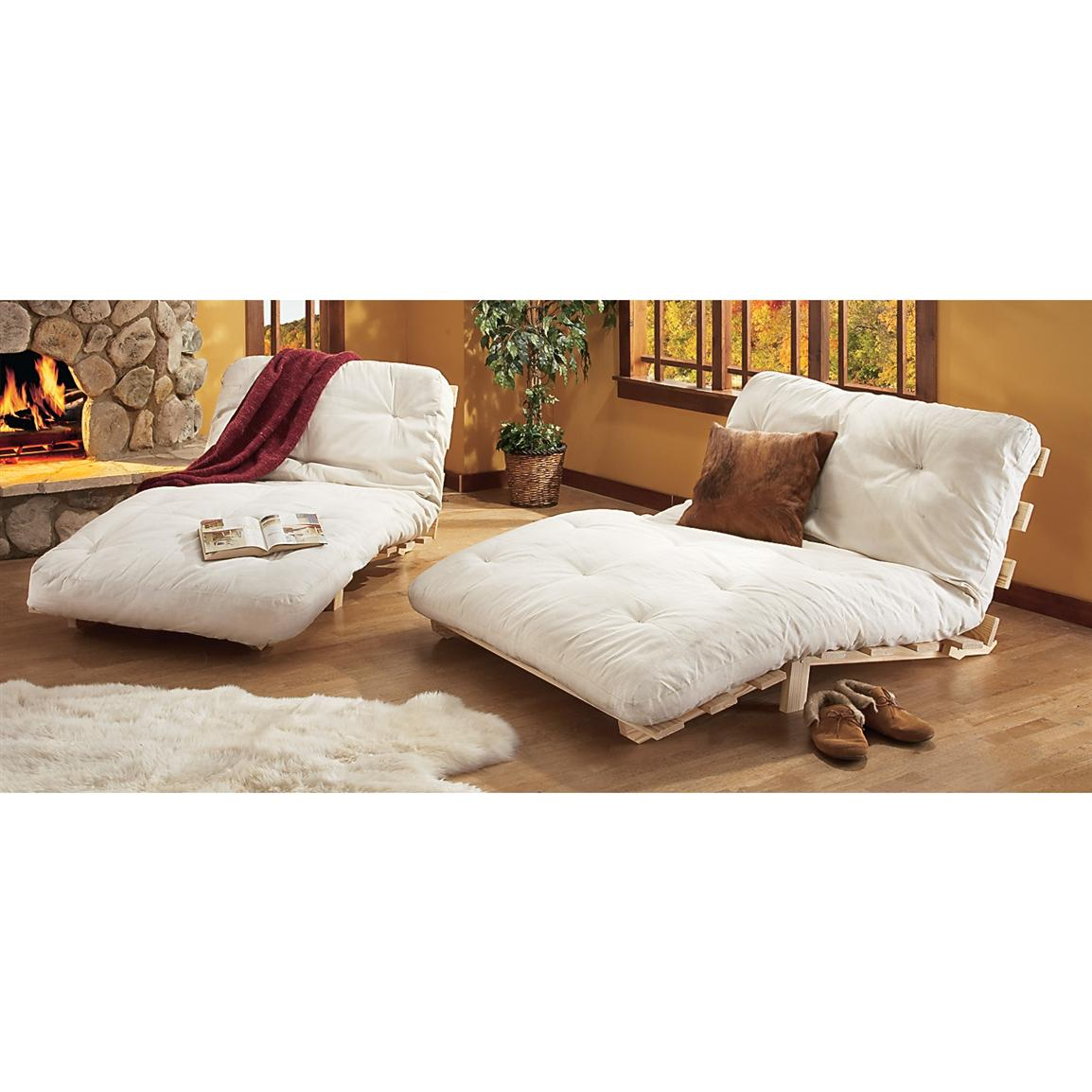 Twin Premier Futon Mattress