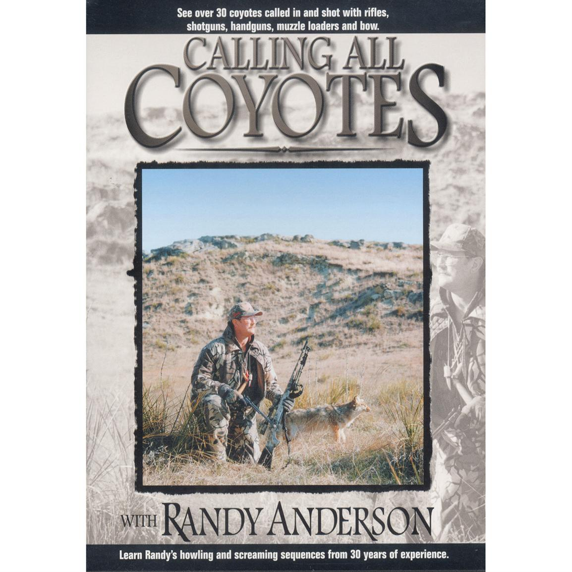 Calling Coyotes DVD