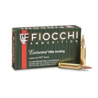 Fiocchi Extrema, .243 Winchester, SST, 95 Grain, 20 Rounds