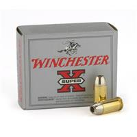 Winchester Super-X Ammunition
