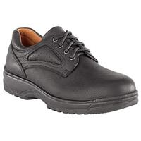 Men's Florsheim® Composite Toe Eurocasual Oxford Work Shoes, Black