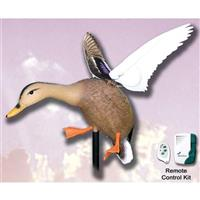 Openzone Mechanical Landin' Mallard Hen Decoy with Remote Control