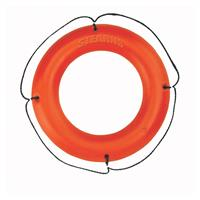"Stearns® Type IV 30"" Ring Buoy with Reflective Material, Orange"