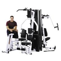 Body-Solid EXM3000LPS Selectorized Home Gym