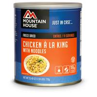 Mountain House Emergency Food Freeze-Dried Chicken A La King with Noodles