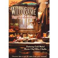 Wild Game Field Care and Cooking DVD