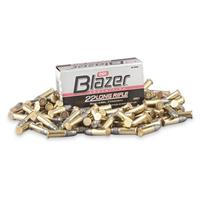 CCI, .22 Long Rifle, Brass-cased, 40 Grain, 5,000 Rounds