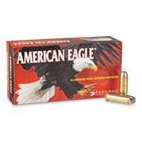 Federal American Eagle Pistol .44 Magnum 240 Grain JSP 50 rounds
