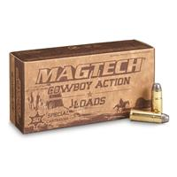 Magtech Cowboy Action Loads, .44-40 Winchester, LFN, 200 Grain, 50 Rounds