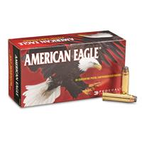 Federal, American Eagle, .357 Magnum, JSP, 158 Grain, 50 Rounds