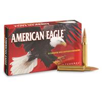 Federal American Eagle, .30-06 Spring., FMJBT, 150 Grain, 20 Rounds