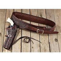 Buscadero SA Holster and Belt Set, .38 / .357
