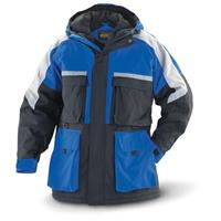 Guide Gear® Men's Winter Parka, Blue / Black