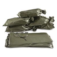 U.S. Military Surplus Sand Bags, 25 Pack, New