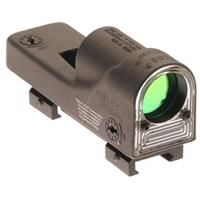Trijicon Reflex 12.5 MOA Amber Triangle Site with M16 Handle Mount