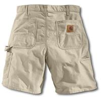 Carhartt Work Shorts, Tan