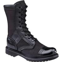 "Corcoran 10"" Leather and Cordura Marauder Combat Boot"