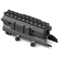 SKS Tri-rail Scope Mount, Matte Black