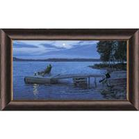 """Quality Time"" Framed Print by Eric Bjorlin, Canvas"