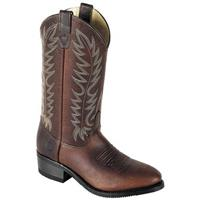 "Men's 12"" Double-H Work Western Boots"