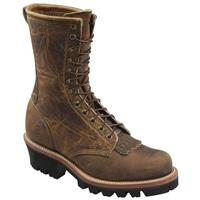 "Men's 9"" Double-H® Logger Boots"