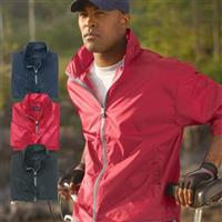 River's End Lightweight Polyester Jacket