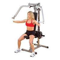 Body Solid Plate-Loaded Pec Machine