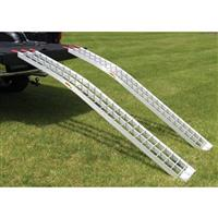 Extreme Max 7 1/3 ft. Arched Dual Runner Ramps