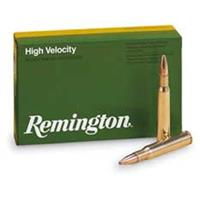 Remington® Centerfire Rifle Ammo