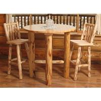Montana Woodworks Pub Table