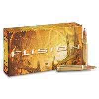 Federal Fusion, .338 Win. Magnum, 225 Grain, 20 Rounds