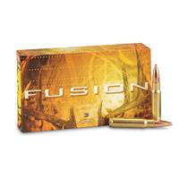 Federal Fusion, .338 Fed, BT, 200 Grain, 20 Rounds